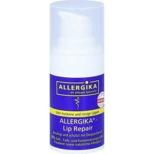 ALLERGIKA®  Lip Repair/Lippenbalsam 15 ml PZN 9945570