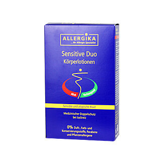 ALLERGIKA® Sensitive Duo 2 x 50 ml Körperlotion PZN 11613579