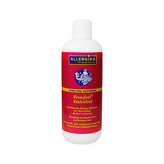 ALLERGIKA® Dermifant® Kinderölbad 500 ml PZN 00677760