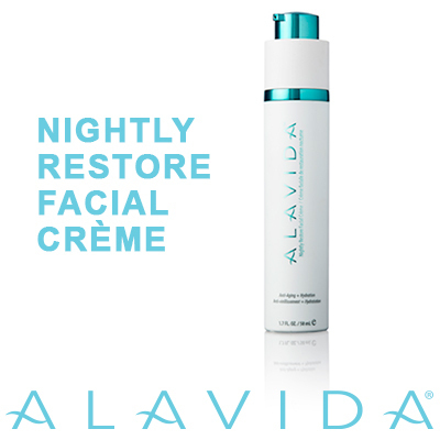 LIFEWAVE® Alavida Nightly Restore Facial Crème