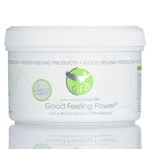 Good Feeling Power® -  Zunderschwamm